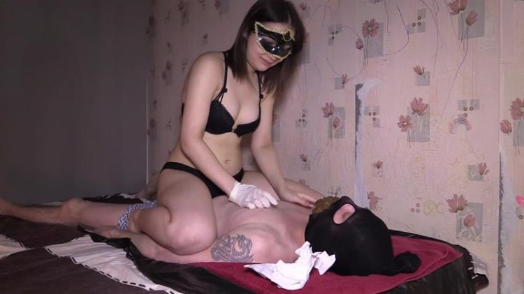 We have a new beautiful and delicious young model Mia / 19.03.2017 [Scat / FullHD]
