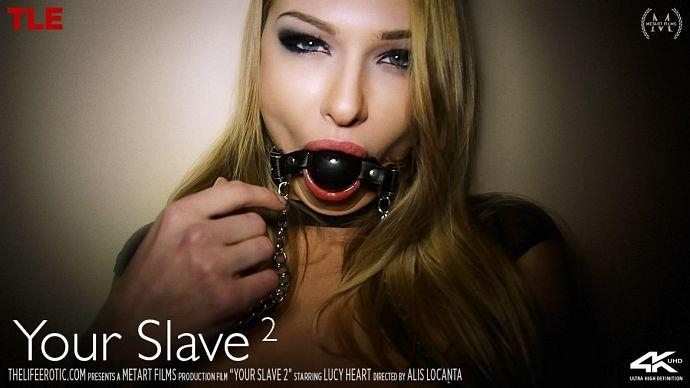 Lucy Heart - Your Slave 2 [FullHD/1080p/613 MB]