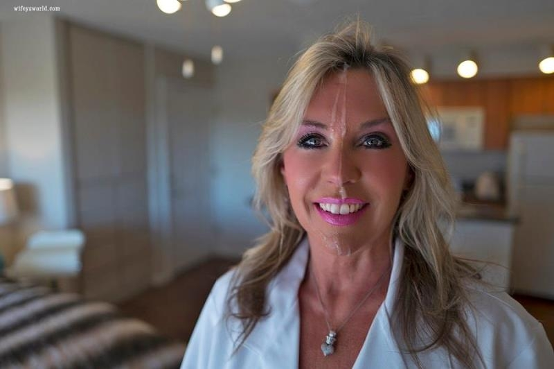 (Mature / MP4) Sandra Otterson - Dr Wifey's Back! WifeysWorld.com - SD 480p