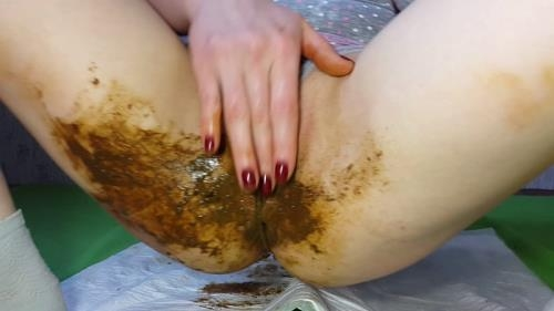 Scat [Leggings, Thongs and Filled Pussy Part 1] FullHD, 1080p