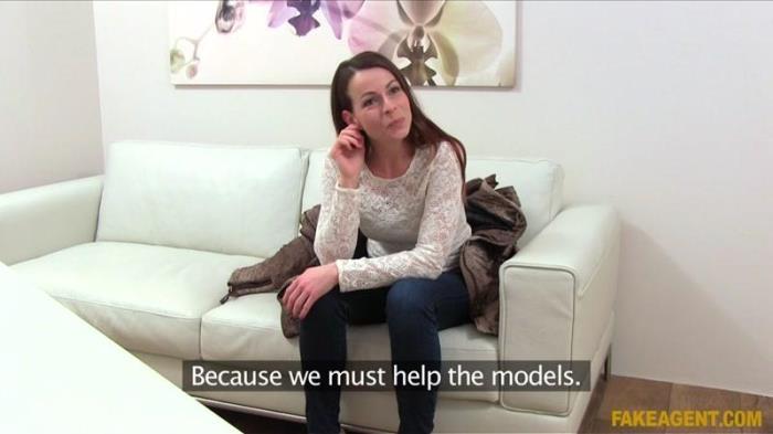 FakeAgent.com / FakeHub.com - Caroline Ardolino - Milf Loves Hard Fucking On Set [SD, 480p]