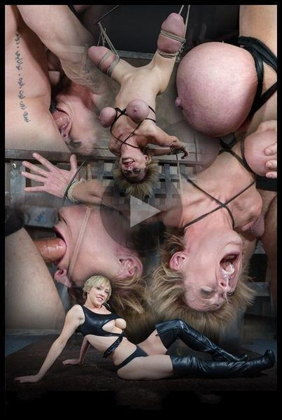 Dee Williams shows you what it\'s like when a legendary bondage model becomes a porn star! (SexuallyBroken) HD 720p
