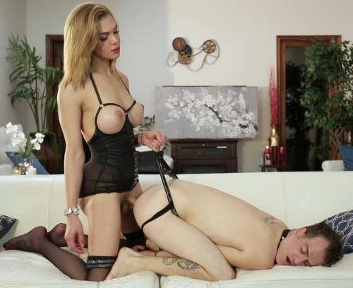 TransSensual.com [Jenna Tales & Chad Diamond - TS Girls On Top Vol. 2 Scene 2] FullHD, 1080p