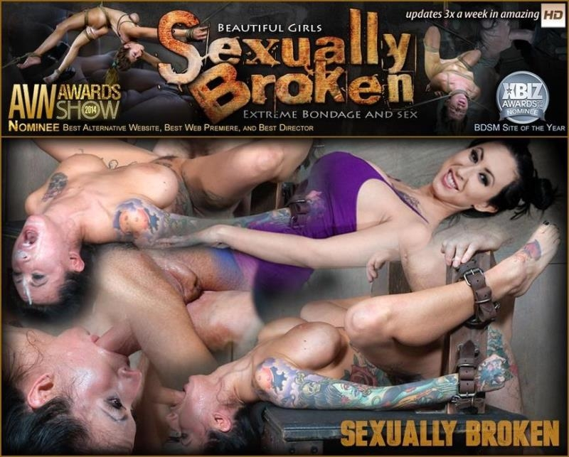 SexuallyBroken.com: Who's the best ALT performer in the industry? We think it's Lilly Lane, we love fucking up this girl [SD] (114 MB)