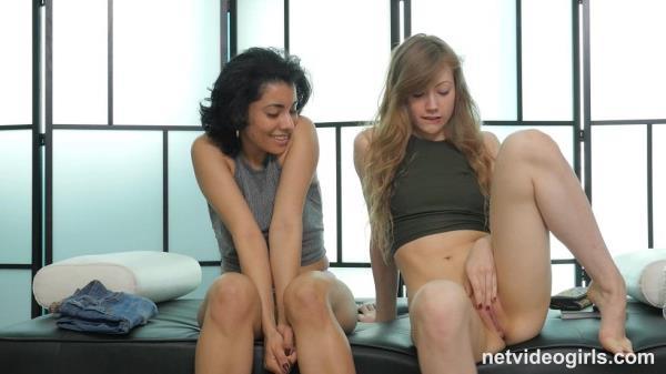 Emma & Maya - NetVideoGirls.com (FullHD, 1080p)