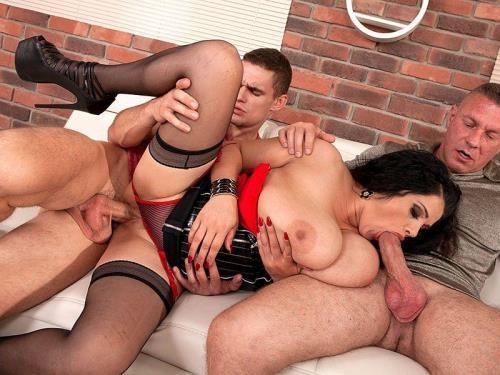 ScoreHD.com / Scoreland.com [Natasha Sweet - Three The Hard Way] HD, 720p