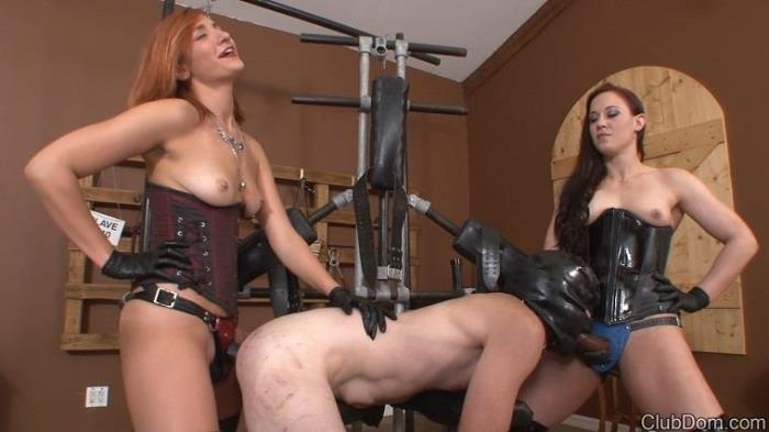 Female Domination - Cheyenne Jewel, Goddess Amadahy - Cock Hungery Slave [FullHD, 1080p]