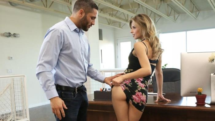 NubileFilms.com / NubilesNetwork.com - Jillian Janson - Office Rumors [SD, 540p]