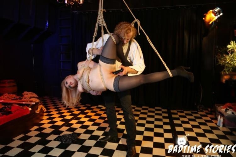 Intense bondage and domination with obedient German slave Mary O. PT 1 [Porndoepremium, Badtimestories / SD]