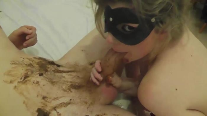 Extreme Scat blowjob (Scat Porn) FullHD 1080p