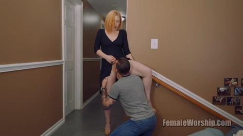 FemaleWorship.com [Jessica - Make Me Cum Again] FullHD, 1080p