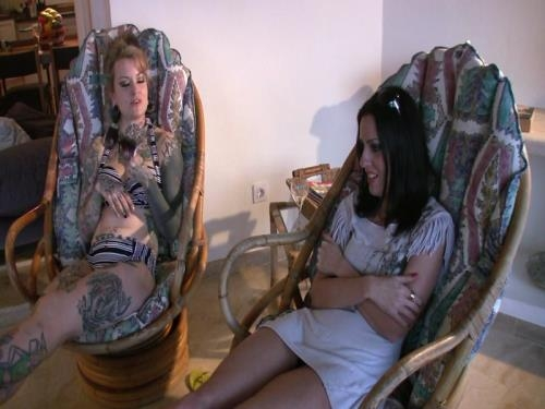 Clips4sale.com [Mistress Jezabel and Lady Bellatrix - Lick Our Dirty Feet] FullHD, 1080p