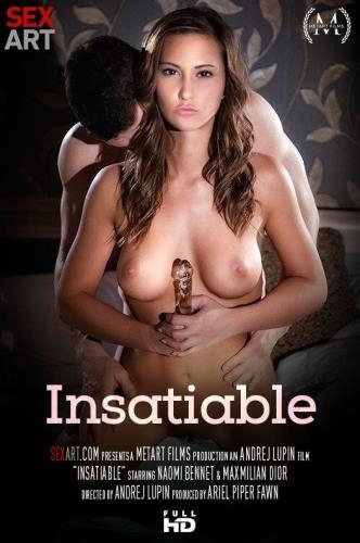MetArt.com / SexArt.com [Naomi Bennet - Insatiable] FullHD, 1080p