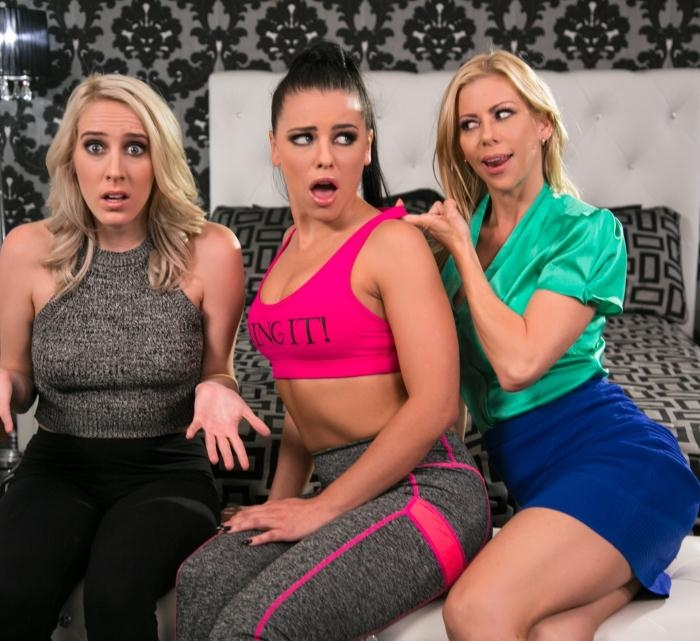 Adriana Chechik, Serena Blair, Cadence Lux, Alexis Fawx - Fantasy Factory 2: Squirting Therapist  [HD 720p]