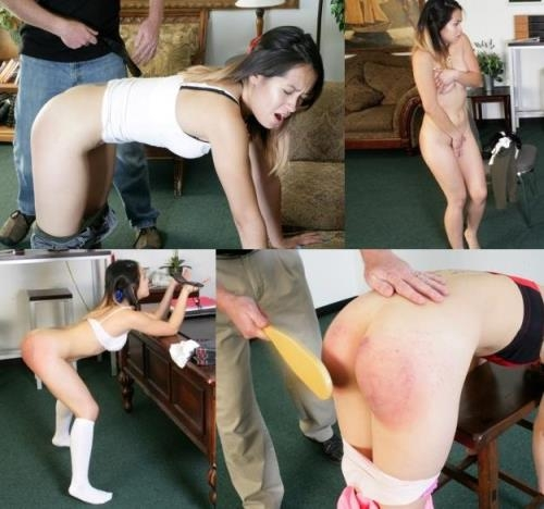 [Peaches Gets a Whoopin] HD, 720p