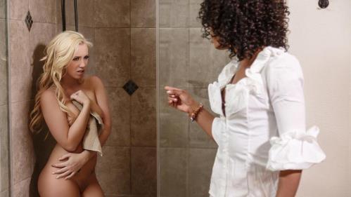 HotAndMean.com / Brazzers.com [Bailey Brooke & Misty Stone - Like A Mother: Part 2] SD, 480p