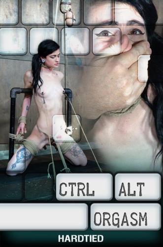 HardTied.com [Lydia Black - Ctrl-Alt-Orgasm] HD, 720p