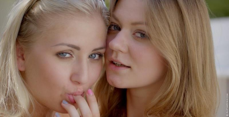 AllFineGirls.com: Cayla, Maria Pie - Girls In Heat [FullHD] (1.15 GB)