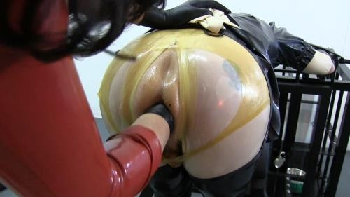 Clips4sale.com [Miss Velour - Latex Dolly\'s Fist Fucking Orgasms] FullHD, 1080p
