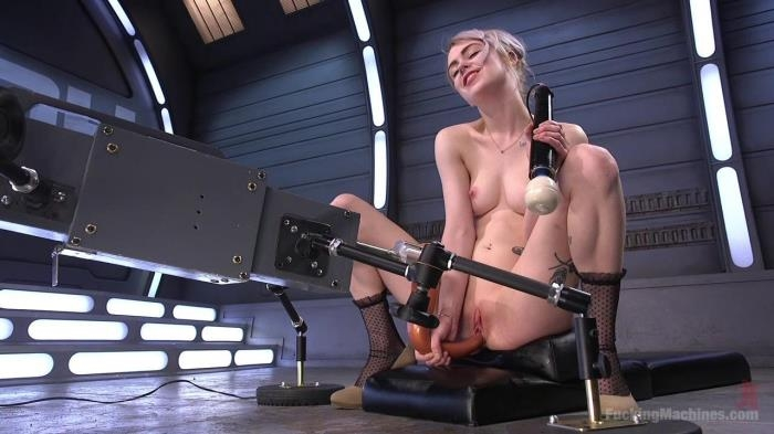 Anna Tyler - A Day With Dr. Thumper (FuckingMachines, Kink) HD 720p