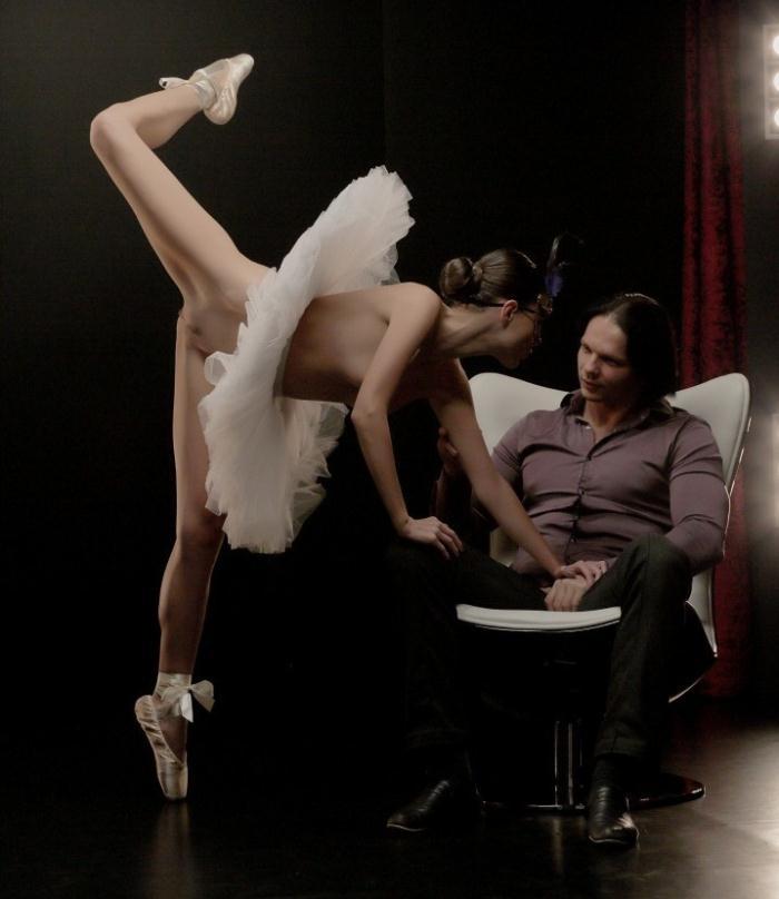 Jessica X- Sensual fetish fuck and creampie for flexible Ukrainian ballerina Jessica X  [HD 720p] xChimera