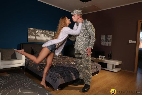 DaneJones, SexyHub - Alexis Crystal - Army leaver's wife fucks best buddy [SD, 480p]