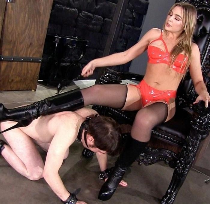 Goddess Blair - Whipping Boy  [FullHD 1080p]