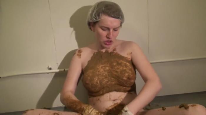 Shitty pleasure (Scat Porn) FullHD 1080p