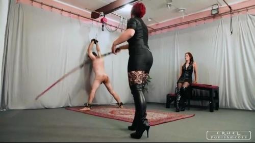 CruelPunishments.com [Extremely cruel ladies] SD, 480p