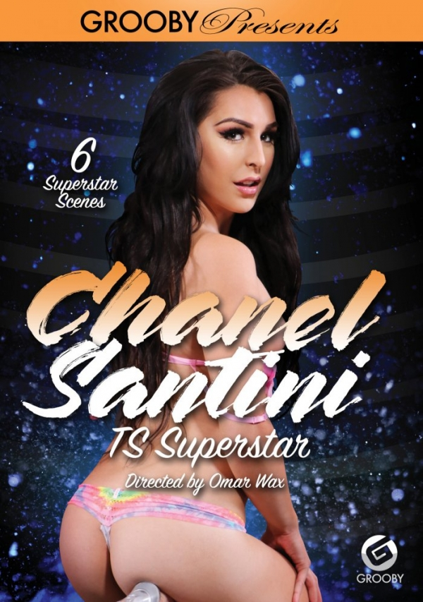 Chanel Santini - Chanel Santini TS Superstar [FullHD 1080p] - Grooby.com