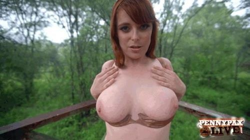 PennyPaxLive.com [Penny Pax - Welcome to the Jungle!] FullHD, 1080p