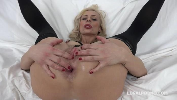 Brittany Bardot - the lady is back again with double anal IV047 [LegalPorno] 480p