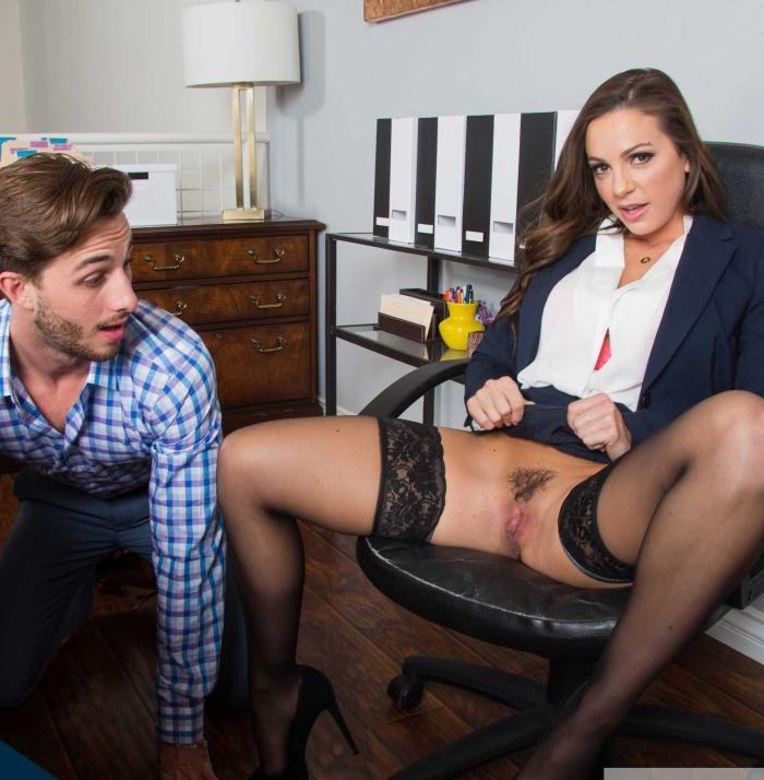 Abigail Mac- Naughty Office  [HD 720p] NaughtyOffice