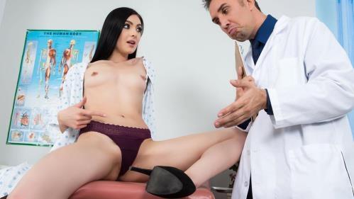 DoctorAdventures.com / Brazzers.com [Marley Brinx - Cunnilingus: A ZZ Medical Study] SD, 480p