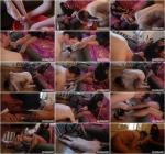 Zeya's Slave Worships Her Bare Feet and Shoes! (CruelCity) FullHD 1080p