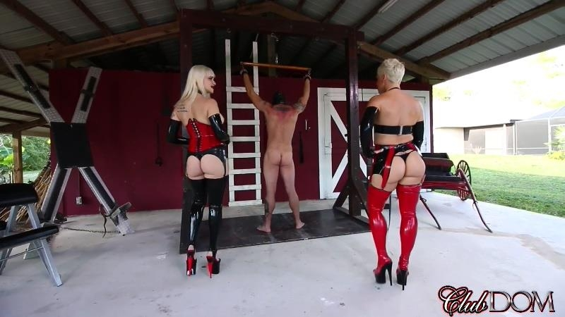 ClubDom.com: Dungeon Trick and Restrain [FullHD] (643 MB)