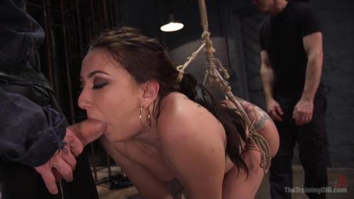 Mandy Muse - Polite Obedient Slut Takes It (30.03.2017/TheTrainingOfO.com / Kink.com/HD/720p)