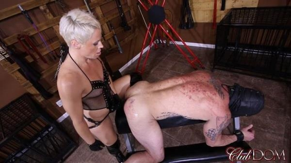 Black Strap-on Cock Fucking - Female Domination (FullHD, 1080p)
