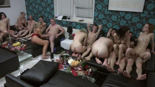 CzechMegaSwingers.com / CzechAV.com [Czech Mega Swingers 20 - Part 8] SD, 540p