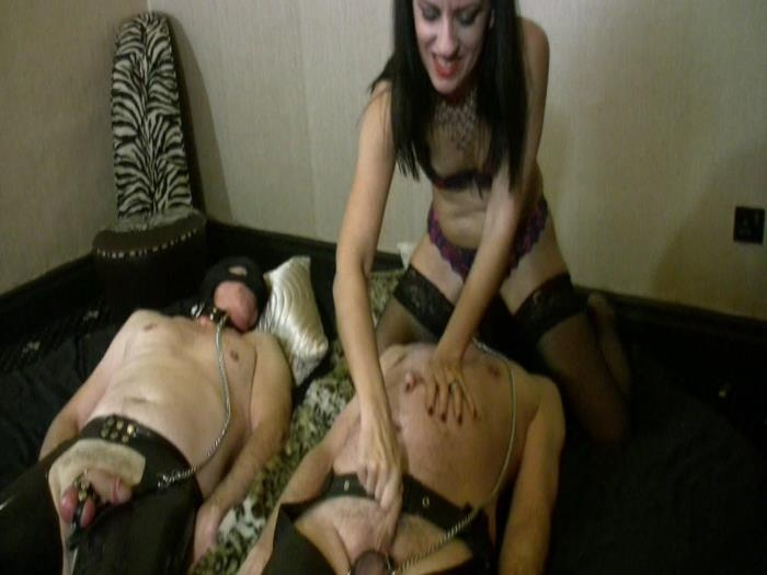Lady Bellatrix Face Sitting and Trampling FullHD 1080p