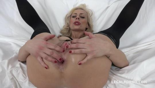 LegalPorno: Brittany Bardot - the lady is back again with double anal IV047 (SD/480p/746 MB) 18.03.2017