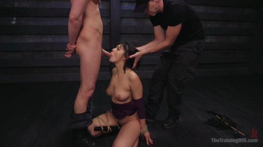 TheTrainingOfO, Kink: Violet Starr - Big Tits, Tight Dress, High Heels: New Slave Training Violet Starr (HD/720p/2.01 GB) 15.03.2017
