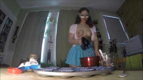 Making POO-Nut Butter Cups and EATING Some! [FullHD] - Scat