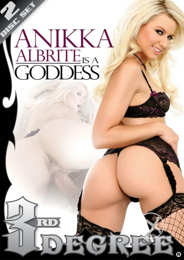 Anikka Albrite Is A Goddess (3rd Degree) [DVDRip 406p]