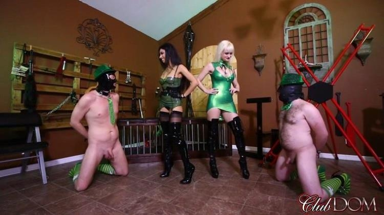 Leprechaun Slaves Are Good For Something / 18 Mar 2017 [ClubDom / FullHD]