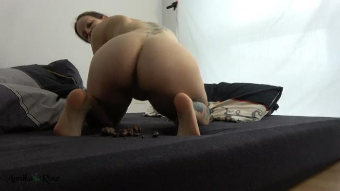 Abgekackt Pregnant (Scat Porn) FullHD 1080p