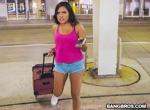 BangBus.com / BangBros.com [Gabby - Vacationing On The Bus] SD, 480p