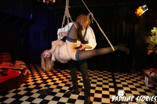 Mary O - Intense bondage and domination with obedient German slave Mary O. PT 1 [SD, 480p] [Badtimestories.com / Porndoepremium.com]