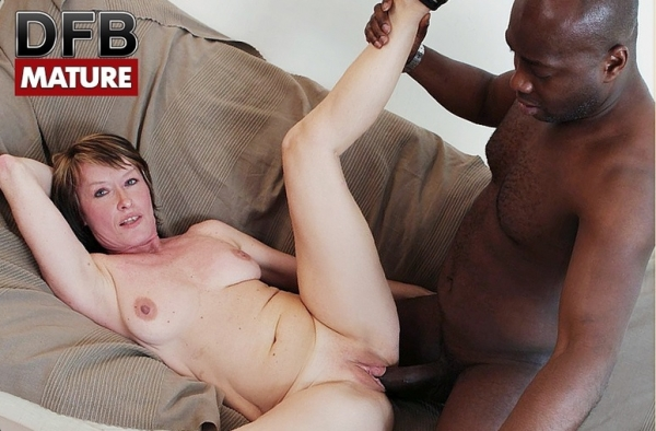 Helena - Cougar loves to suck big black cock [FullHD 1080p] - DFBNetwork.com