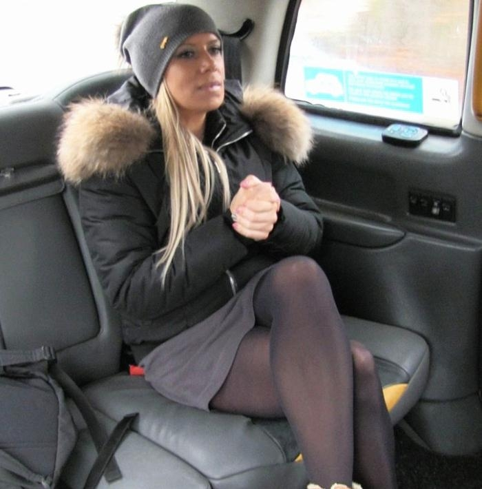 Sasha Steele- Lady wants cock to keep her warm  [HD 720p] FakeTaxi